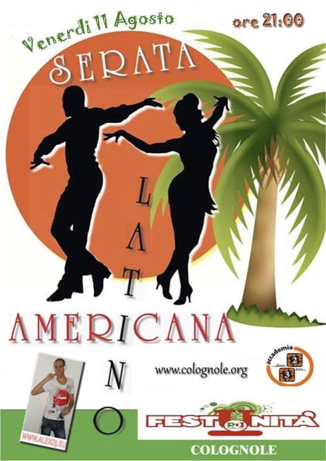 Festa Latina - 11 Agosto