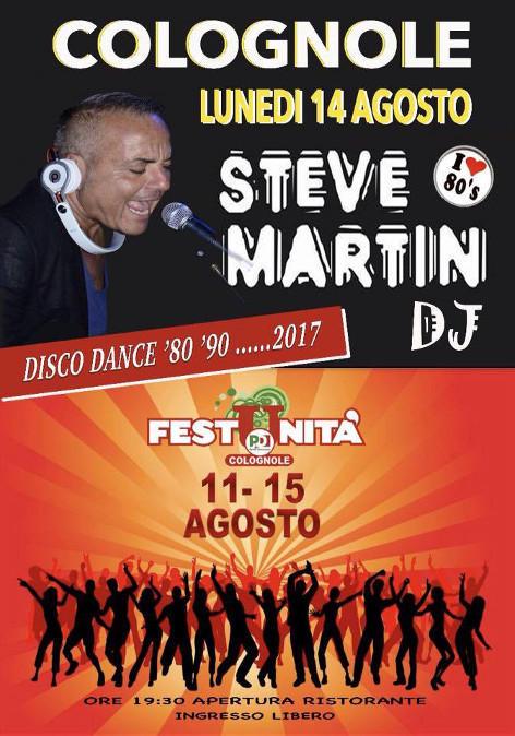 Steva Martin DJ 2017 - 14 Agosto